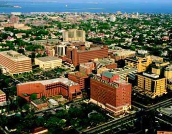 MUSC Campus Charleston